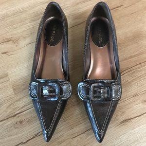 Rampage Sophisticate kitten heels sz 10
